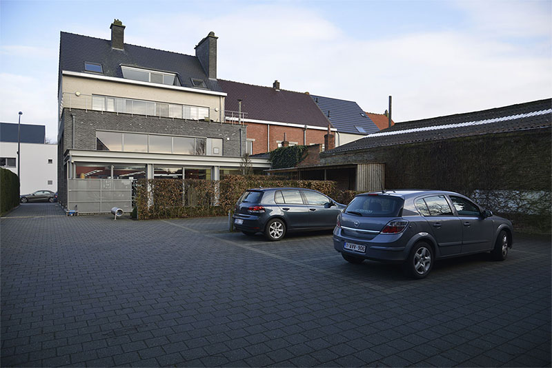 Graz Kapsalon met parking