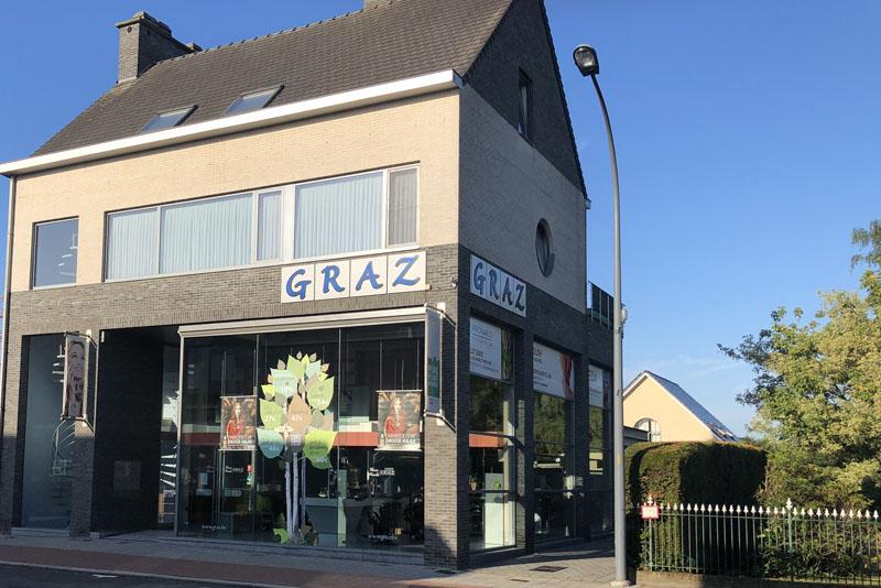 Graz Kapsalon Sint-Job